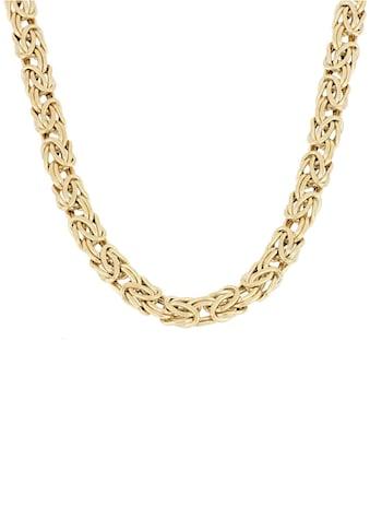 Firetti Königskette »6 mm breit, glanz, einseitig bombiert« kaufen