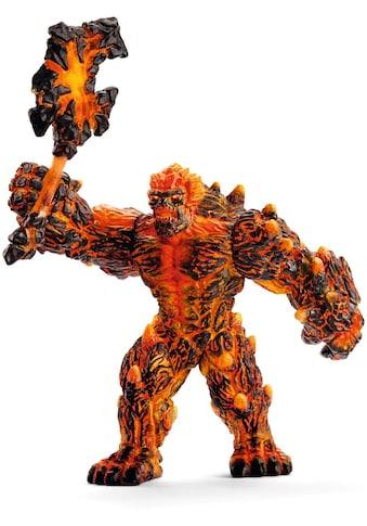 Schleich® Spielfigur »Eldrador, Lava Golem mit Waffe (42447)« kaufen