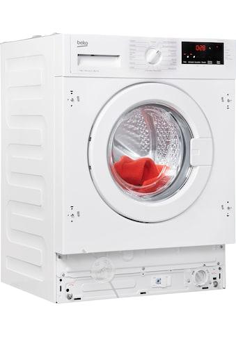 BEKO Einbauwaschmaschine WMI 71433 PTE kaufen