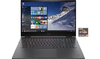 """OMEN Gaming-Notebook »16-c0254ng«, (40,9 cm/16,1 """" AMD Ryzen 5 Radeon RX 6600M\r\n 512... kaufen"""
