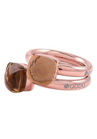 qudo Ring-Set »Firenze small, O600092, O600093, O600094, O600095, O600096«, (Set, 2... kaufen