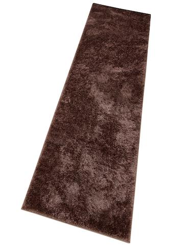 my home Hochflor-Läufer »Mikro Soft Ideal«, rechteckig, 30 mm Höhe, besonders weich... kaufen