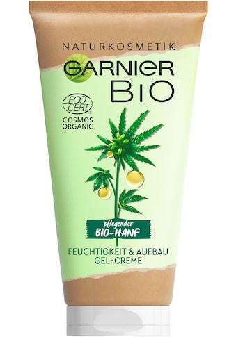 GARNIER Feuchtigkeitscreme »Bio-Hanf Feuchtigkeit & Aufbau Gel-Creme«, Naturkosmetik kaufen