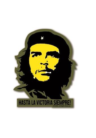 LOGOSHIRT Kühlschrankmagnet mit Che Guevara-Motiv kaufen