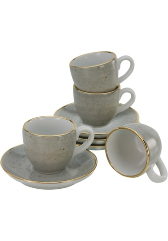 Guido Maria Kretschmer Home&Living Espressotasse »Glamour«, (Set, 8 tlg., 4 Tassen-4... kaufen