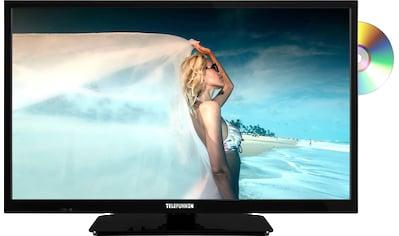 """Telefunken LED-Fernseher »L24H550M4D«, 60 cm/24 """", HD-ready, integrierter DVD-Player kaufen"""