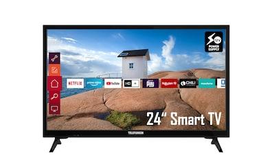 "Telefunken LED-Fernseher »XH24K550V«, 60 cm/24 "", HD ready, Smart-TV kaufen"
