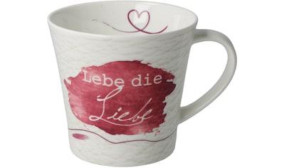 Goebel Becher »Lebe die Liebe« kaufen