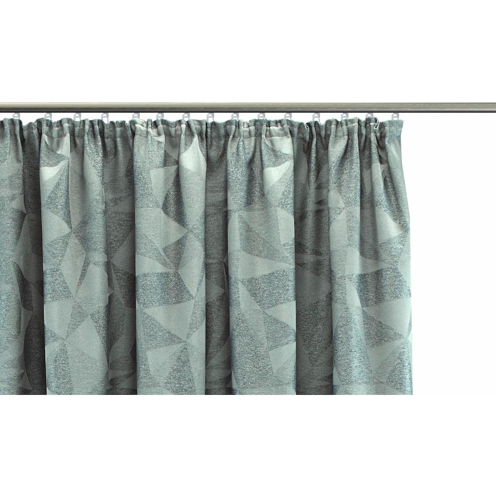 VHG Vorhang nach Maß »Melissa«, Breite 135 cm