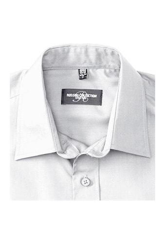 Russell Langarmhemd »Collection Popelin Herren Hemd, Langarm, pflegeleicht« kaufen