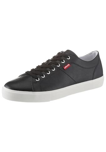 Levi's® Sneaker »WOODWARD«, mit Ziernähten kaufen