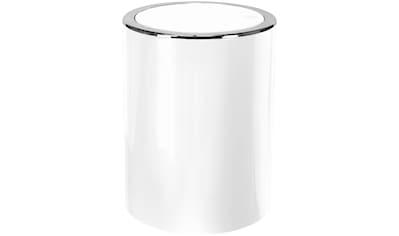 KLEINE WOLKE Schwingdeckel - Abfalleimer »Clap«, Extra klein, 1,5 Liter kaufen