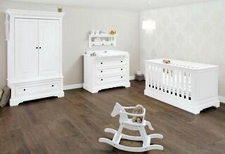 Pinolino babyzimmer set kinderzimmer »emilia« breit 3 tlg. online