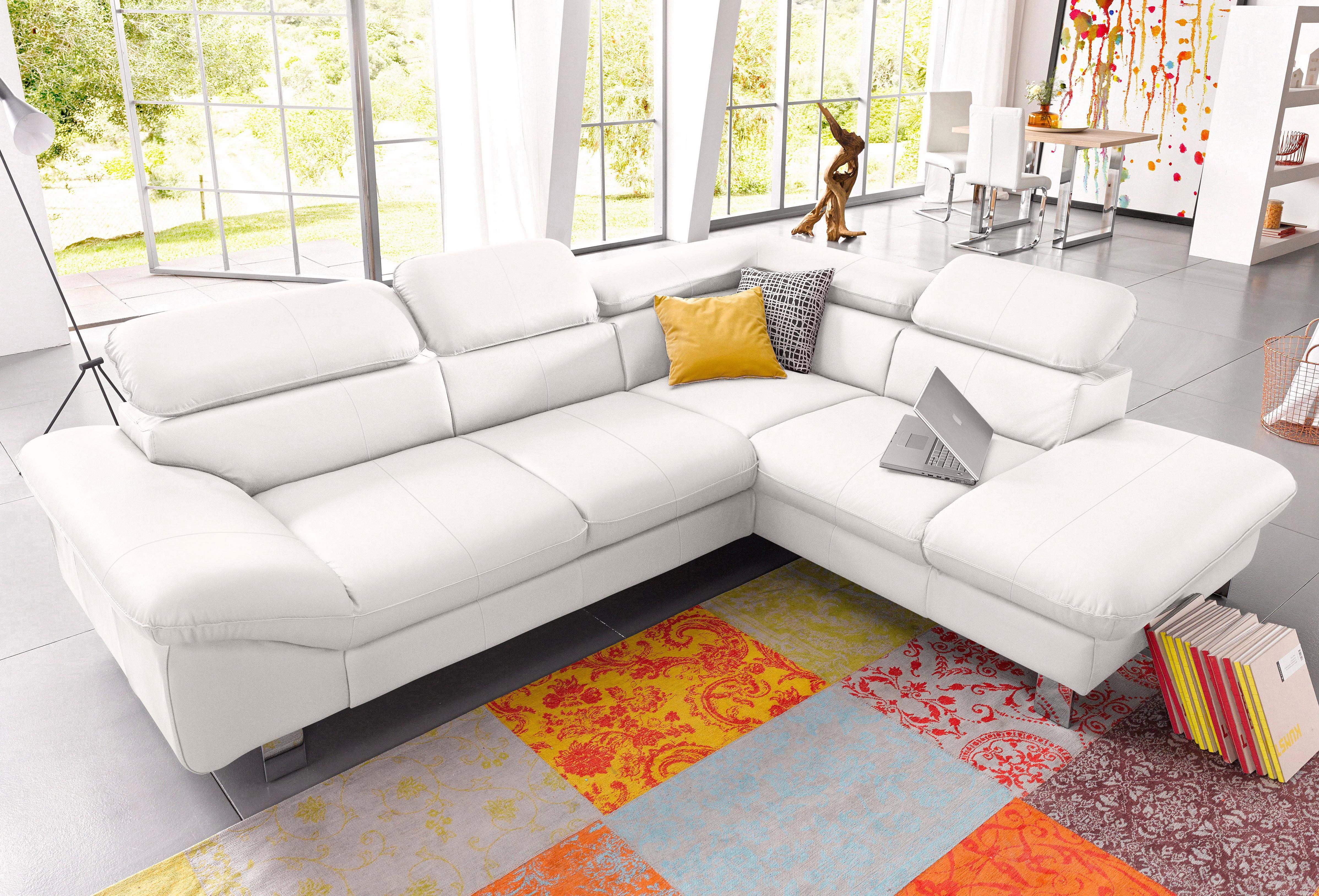 cotta ecksofa auf rechnung online kaufen. Black Bedroom Furniture Sets. Home Design Ideas