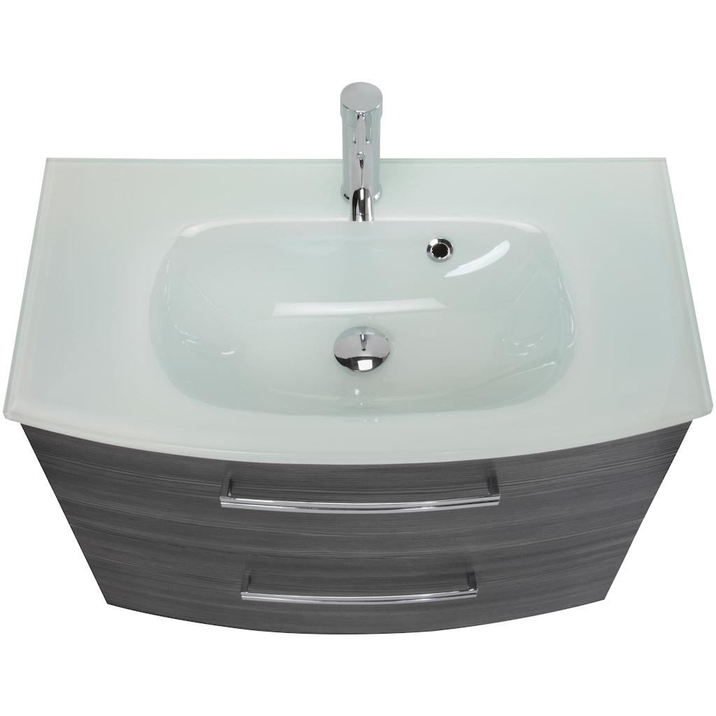 FACKELMANN Waschtisch »Lugano«, Breite 80,5 cm