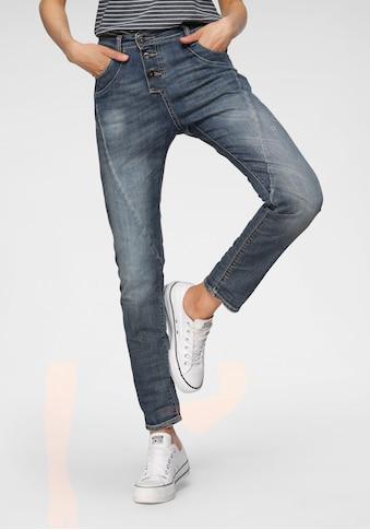 Please Jeans Boyfriend-Jeans »P 78A«, Original Boyfriend-Cut mit dezenten Destroyed... kaufen