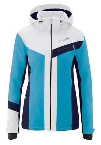 Maier Sports Skijacke »Dombai W«, Warme Skijacke mit dynamischem Look kaufen