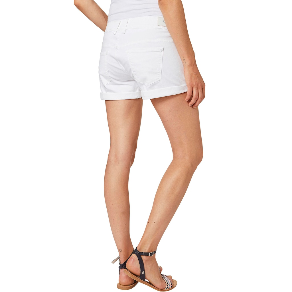 Pepe Jeans Jeansshorts »SIOUXIE«, super kurz in enger 5-Pocket-Passform