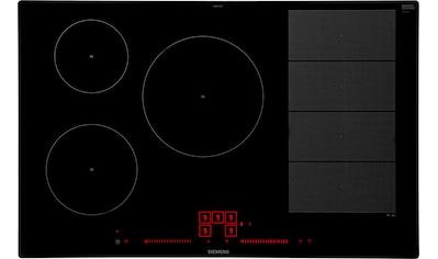 SIEMENS Flex-Induktions-Kochfeld von SCHOTT CERAN®, EX801LVC1E, mit powerMove Plus kaufen