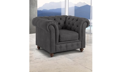 Premium collection by Home affaire Sessel »Chesterfield« kaufen