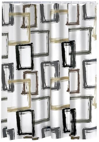 Ridder Duschvorhang »Pattern«, Breite 180 cm, Höhe 200 cm kaufen