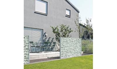 GAH Alberts Mauersystem »Gabionen-Anbauset Step²«, feuerverzinkt, 100 cm hoch, 2 m,... kaufen
