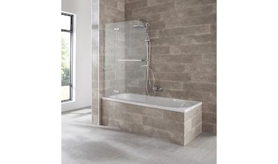 WELLTIME Badewannenaufsatz »Saragossa«, 2 - tlg., 100x140cm kaufen