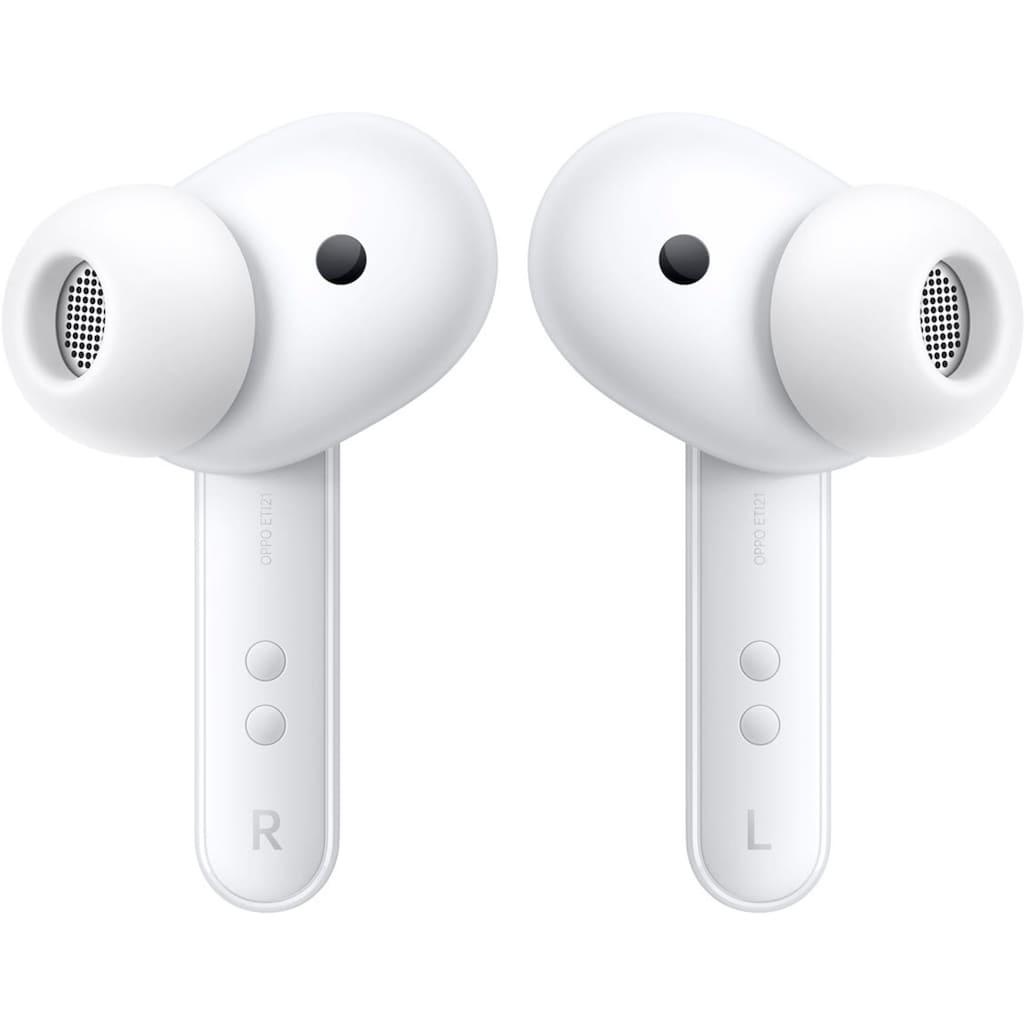Oppo wireless In-Ear-Kopfhörer »ENCO W51«, Bluetooth, True Wireless-Active Noise Cancelling (ANC), Active Noise Cancelling ANC