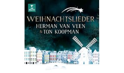Musik-CD »Weihnachtslieder mit Herman van Veen & Ton Koopman / van... kaufen