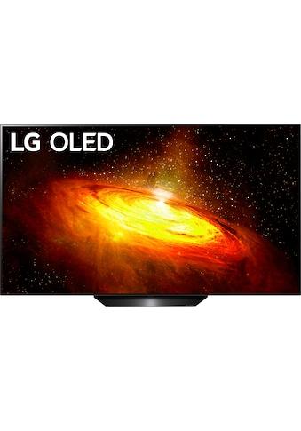 "LG OLED-Fernseher »OLED55BX9LB«, 139 cm/55 "", 4K Ultra HD, Smart-TV, Twin Triple-Tuner-Google Assistant, Alexa und AirPlay 2-inkl. Magic Remote-Fernbedienung kaufen"