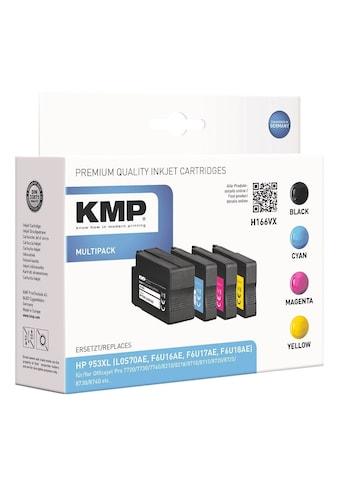 KMP Tintenpatronen-Set ersetzt HP Nr. 953XL kaufen