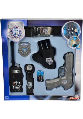 """SIMBA Spielzeug - Gürtel """"Polizei Streife"""" kaufen"""