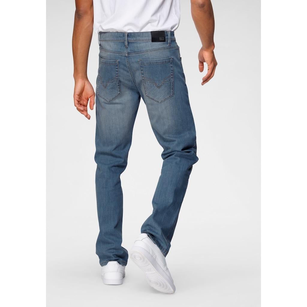 H.I.S Comfort-fit-Jeans »ANTIN«, Nachhaltige, wassersparende Produktion durch OZON WASH