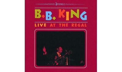 Musik-CD »LIVE AT THE REGAL / King,B.B.« kaufen