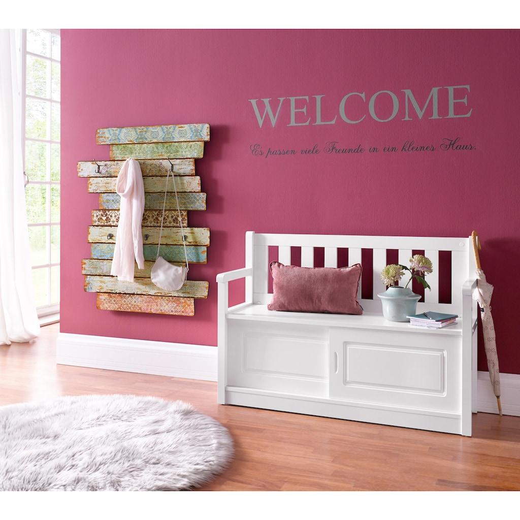 Home affaire Wandtattoo »WELCOME«