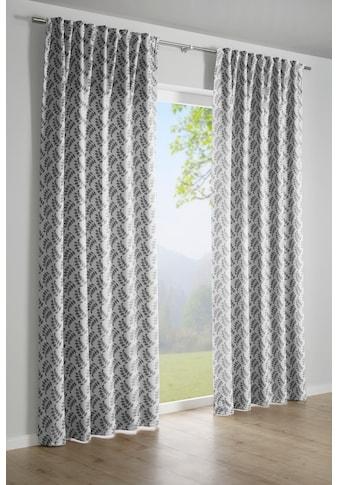 GARDINIA Vorhang »Jaquard«, HxB: 245x140 kaufen