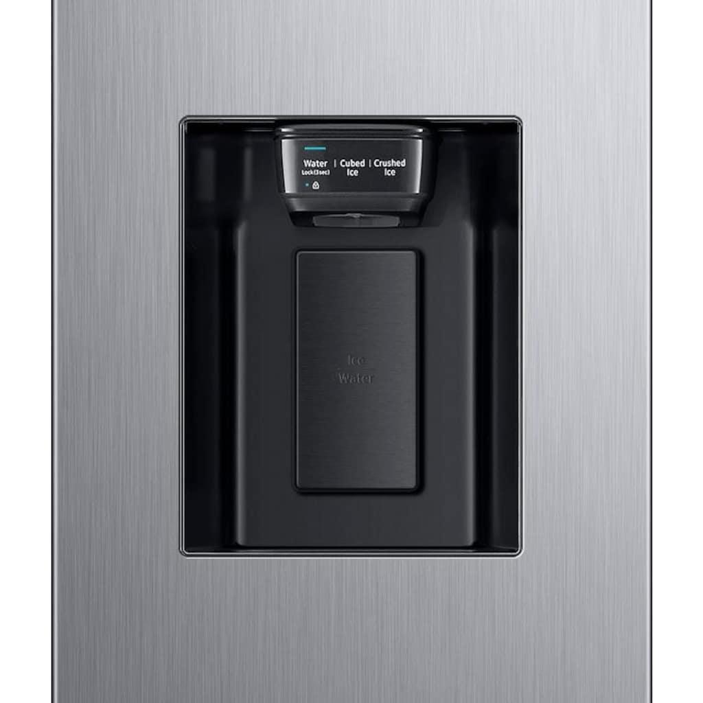 Samsung Side-by-Side »RS6GN8321B1/EG«, RS8000, RS6GN8321S9, 178 cm hoch, 91,2 cm breit