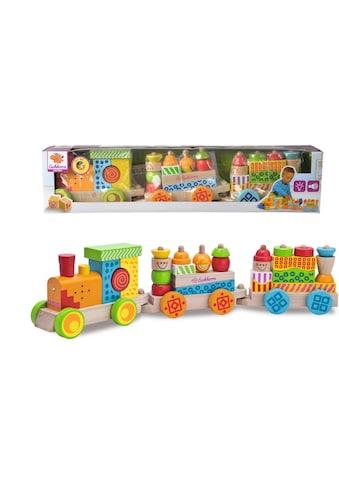 Eichhorn Spielzeug-Eisenbahn »Holz-Soundzug«, mit Licht- und Soundfunktion kaufen