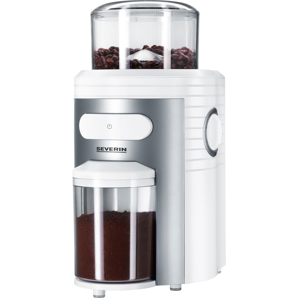 Severin Kaffeemühle »KM 3873«, 150 W, Kegelmahlwerk, 150 g Bohnenbehälter