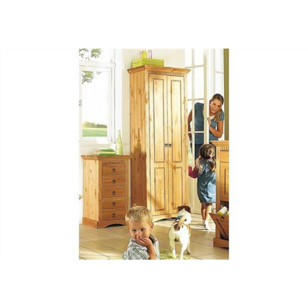 Home affaire Garderobenschrank »Rustic«