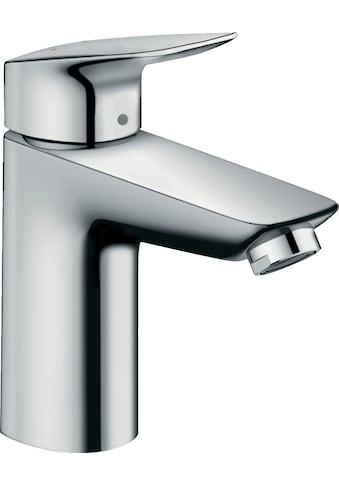 hansgrohe Waschtischarmatur »Logis«, mit Zugstangen-Ablaufgarnitur aus Metall kaufen