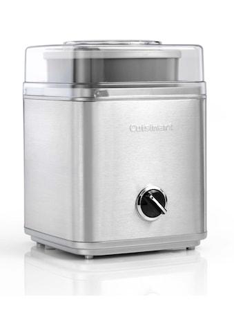 Cuisinart Eismaschine »ICE30BCE«, 2 l, 25 W kaufen