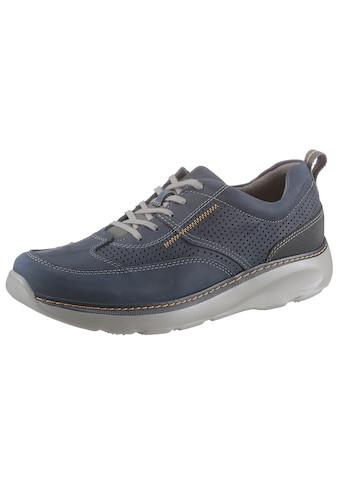 Clarks Sneaker »Charton«, mit weicher Decksohle kaufen