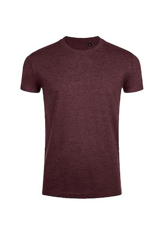 SOLS T-Shirt »Herren Imperial Slim Fit, Kurzarm« kaufen