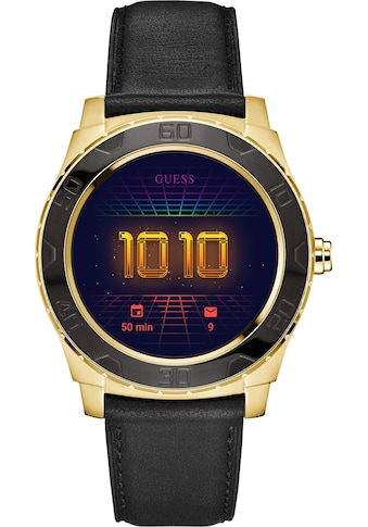 GUESS CONNECT ACE, C1001G3 Smartwatch (Android Wear) kaufen