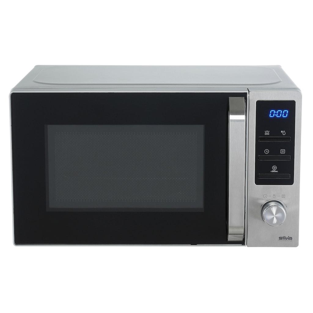 Silva Homeline Mikrowelle »MWG-E 20.8«, 800 W