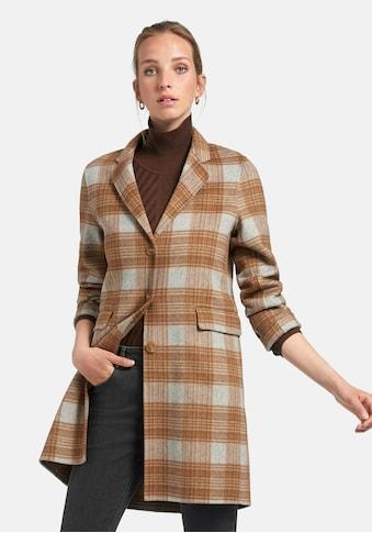 Uta Raasch Kurzmantel »Mantel mit Reverskragen« kaufen