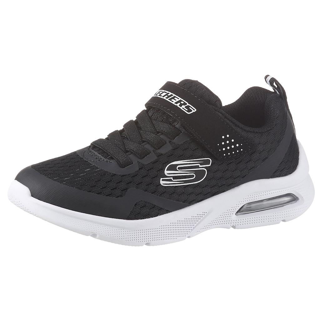 Skechers Kids Sneaker »MICROSPEC MAX«, mit Klettverschluss