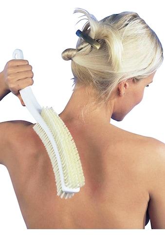 Körperbürste mit seidenweichen Naturborsten kaufen