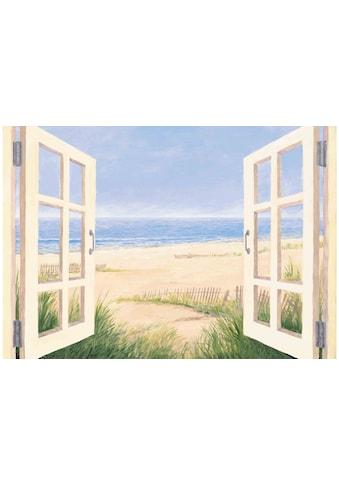 Home affaire Leinwandbild »S., A.: Spring day morning«, 100/70 cm kaufen